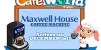 Maxwell House Coffee Machine