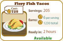 Fiery Fish Tacos