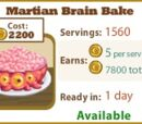 Original Martian Brain Bake