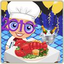 Taste test lemon butter lobster