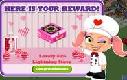 Valentine'sday2012rewardrlovely50%lightningstove