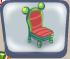 Alien Orb Chair
