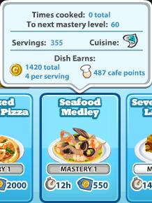 Seafoodmedley