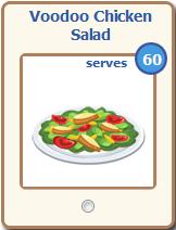 Voodoo Chicken Salad Gift