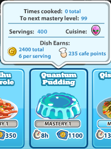 Quantumpudding