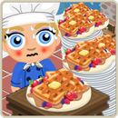 Chef special belgian waffles