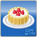 Taste test angel fruit cake