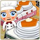 Chef special pumpkin pie