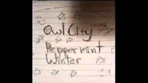 Owl City - Peppermint Winter NEW SONG WORKING UPLOAD D