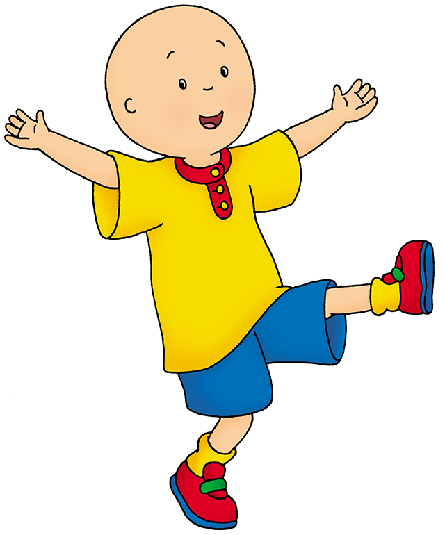 Image Caillou Personajes Caillou Png Caillou Wiki