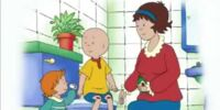 Caillou the patient