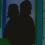 Caillou's parents become shadows