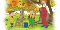 Caillou Goes Apple Picking