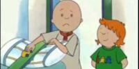 Caillou's Teddy Shirt