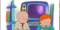 Caillou Watches Rosie