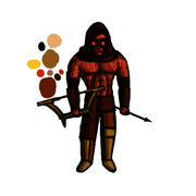 Blood archer sample