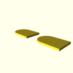 OpenSCAD mac 64-bit nvidia-geforce-gt cdiv throwntogethertest-output null-polygons-actual