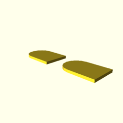 OpenSCAD linux ppc64 gallium-0.4-on hvub cgalpngtest-output null-polygons-actual