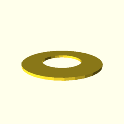 OpenSCAD mac 64-bit nvidia-geforce-gt cdiv throwntogethertest-output circle-small-actual