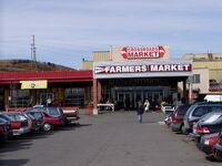 Crossroads Market Outdoors