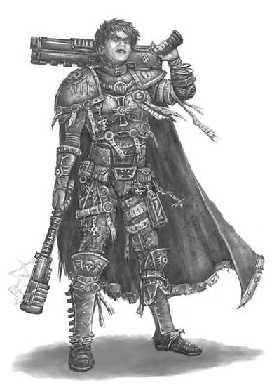 Inquisitor Astrid Skane, Ordo Hereticus
