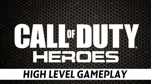 Call of Duty Heroes - High Level Gameplay 2