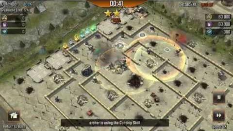 Call of Duty Heroes - Euphoria vs NoBull 3 stars war attacks-3