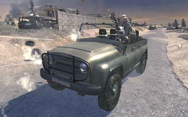 File:UAZ-469 The Enemy of My Enemy MW2.png
