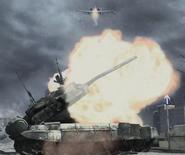 A-10 destroying T-90 MW3