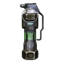 Concussion Grenade Menu Icon BOII