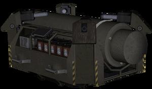 Laser Drill model CoDG