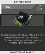 Relay Unlock Card IW