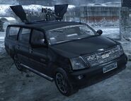 Shadow Company SUV