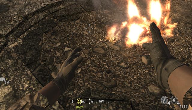 File:Default weapon CoD4.png
