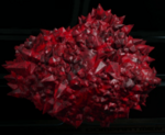 Mineral collectible BO3