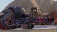 Player firing MORS Sideshow AW