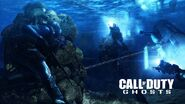 Cod ghosts into the deep