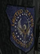 US Secret Service Emblem BOII