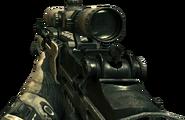 M14 EBR Scoped MW3
