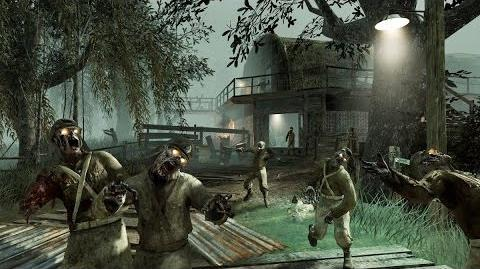 Call Of Duty Black Ops Shi No Numa Zombies Gameplay 1-10