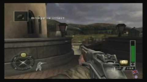 Call of Duty Finest Hour - Western Front, Mission 5 1 2