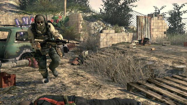 File:Call of Duty Modern Warfare 2 Wallpapers Ghost.jpg