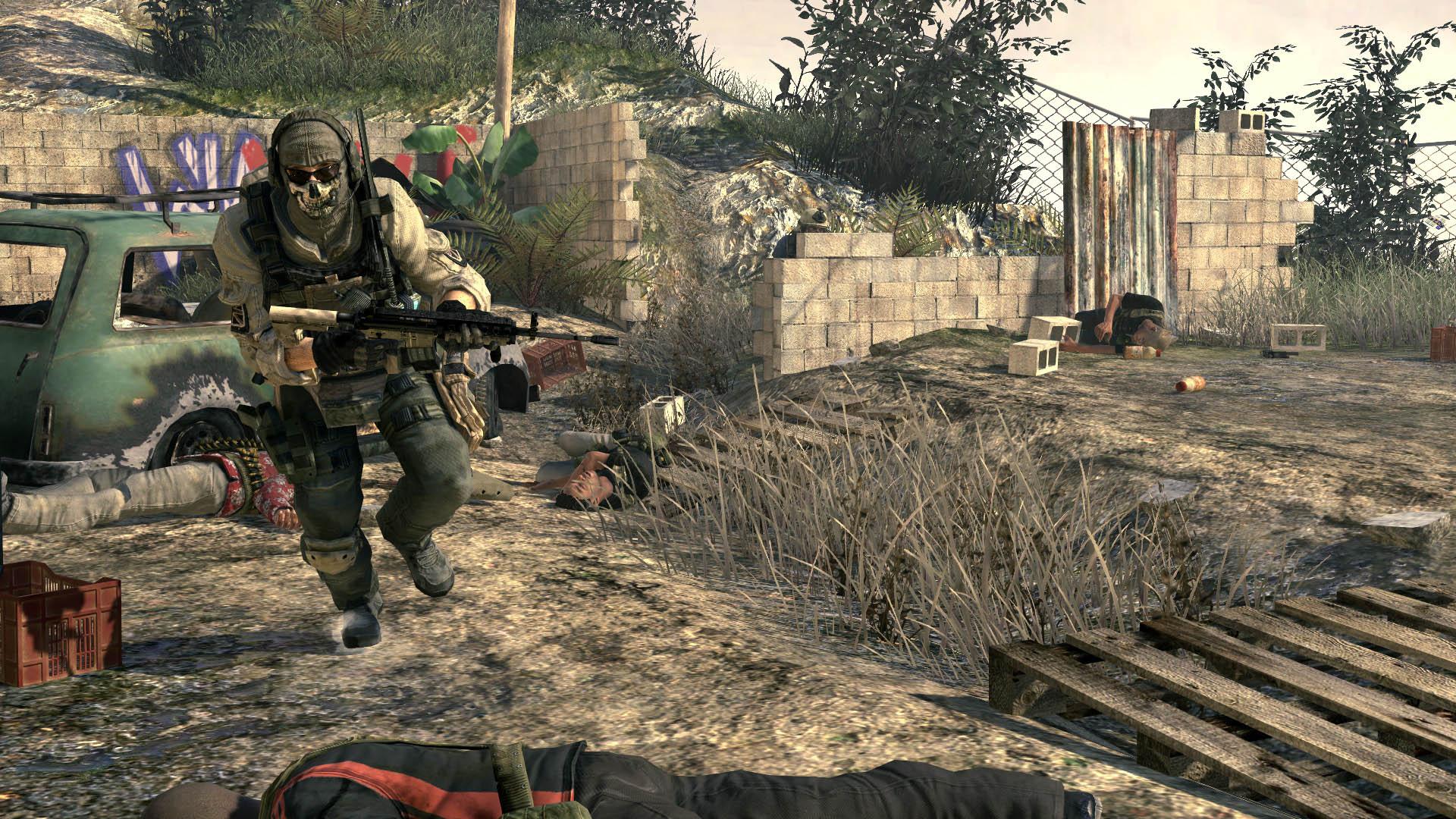 Call of duty modern warfare 2 gun - Image Call Of Duty Modern Warfare 2 Wallpapers Ghost Jpg Call Of Duty Wiki Fandom Powered By Wikia