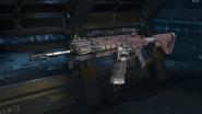 ICR-1 Gunsmith Model Fear Camouflage BO3