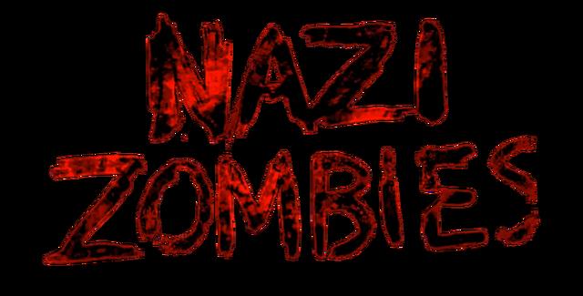 File:Nazi Zombies logo WaW.png