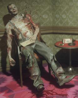 Reporter Corpse BO3