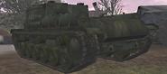 SU-152 Rear UO