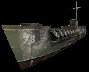 Landing Craft Infantry WaW