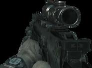 MP7 ACOG Scope MW3