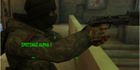 Spetsnaz/Black Ops